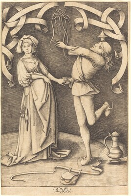The Juggler and the Woman