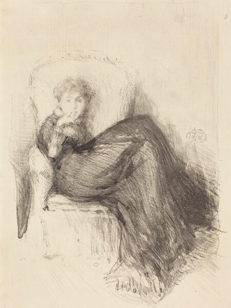 Study: Maude Seated