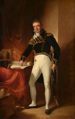 Captain Charles Stewart