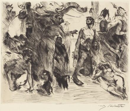 The Temptation of Saint Anthony (Die Versuchung des heiligen Antonius)