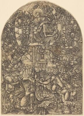 Saint John Summoned to Heaven