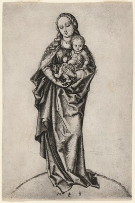 Virgin and Child with the Apple