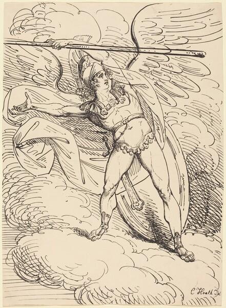 Apollo as a Warrior