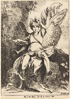 Angel of the Resurrection