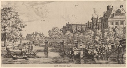 The Ferry to Naarden (Het Naerder veer)