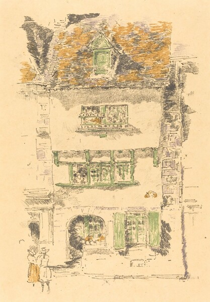 Yellow House, Lannion
