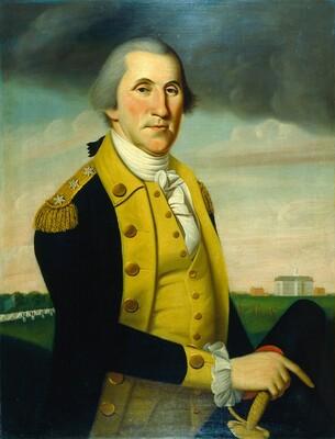 General Washington at Princeton