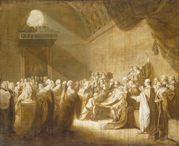 The Death of the Earl of Chatham