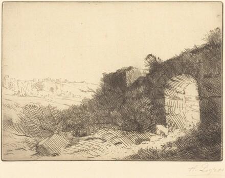 Roman Ruin (Ruine romaine)