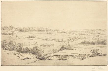 Plain (La plaine)