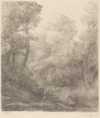 Landscape: Morning Mist (Paysage: Brumes du matin)