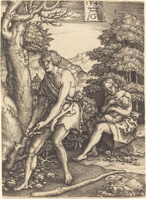 Adam and Eve at Work