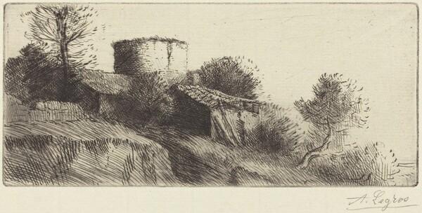 Pigeon Tower (La tour aux pigeons)