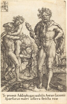 Hercules and Anthaeus