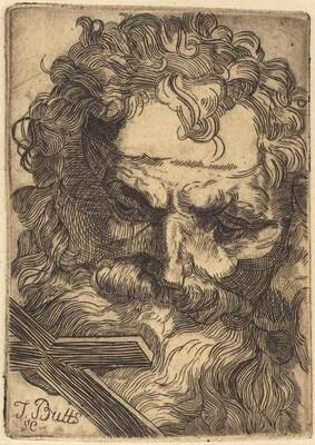 Head of Saint John the Baptist