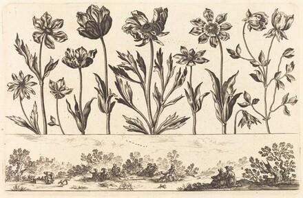 Flower Print no.1
