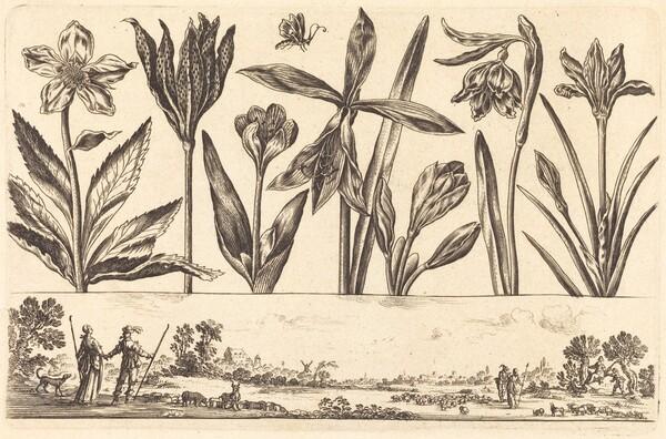 Flower Print no.4
