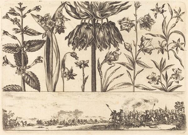Flower Print no.10