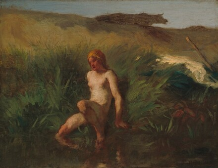 The Bather