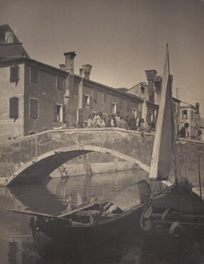 image: On the Bridge—Chioggia