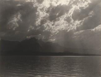 image: On Lake Thun, Switzerland