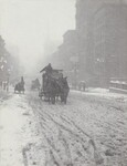 image: Winter on Fifth Avenue