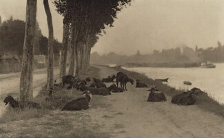 image: On the Seine—Near Paris