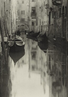 image: A Venetian Canal