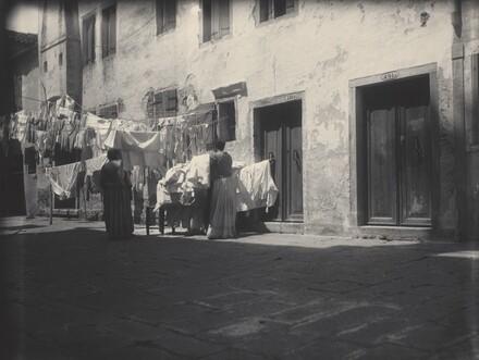 Wash Day, Venice