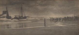 image: The Landing of the Boats