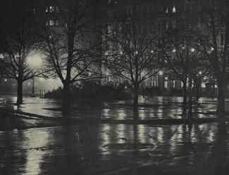 image: Reflections: Night—New York