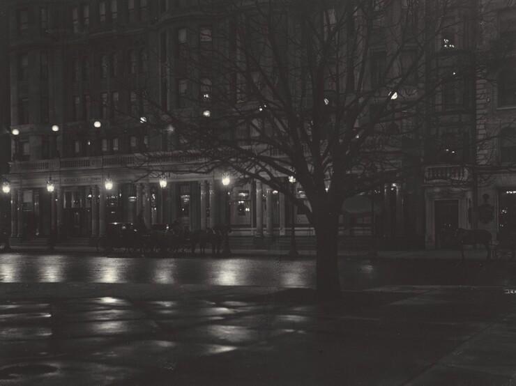 Night—The Savoy