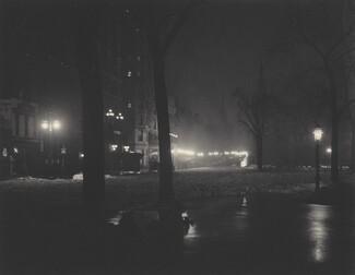 image: Night—Fifth Avenue