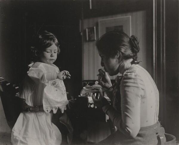 Kitty and Emmy Stieglitz