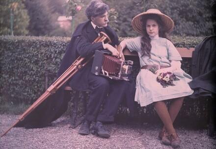 Alfred and Kitty Stieglitz