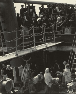 image: The Steerage
