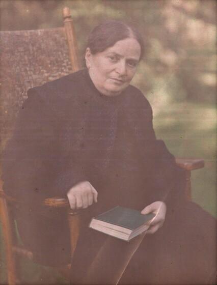 Hedwig Stieglitz