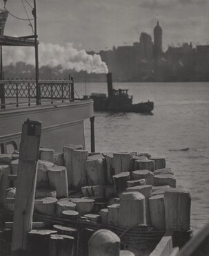 image: The City across the River