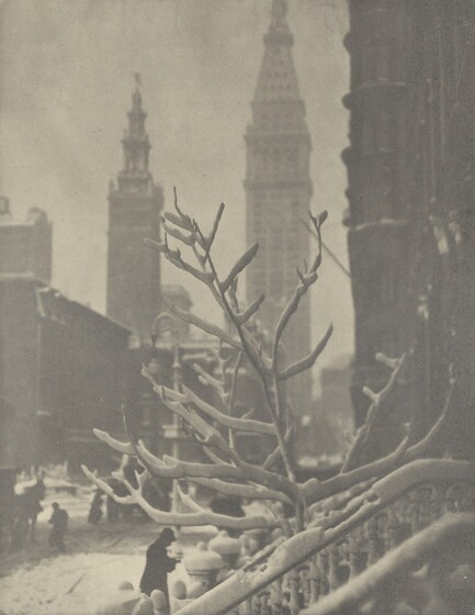 Two Towers—New York