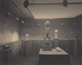 image: Brancusi Exhibition at 291