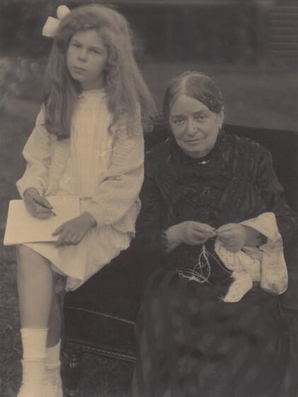 Ma and Georgia Engelhard