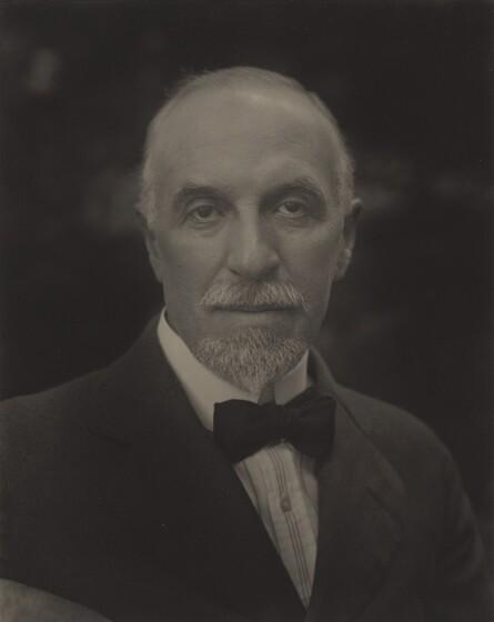 Professor Julius Stieglitz