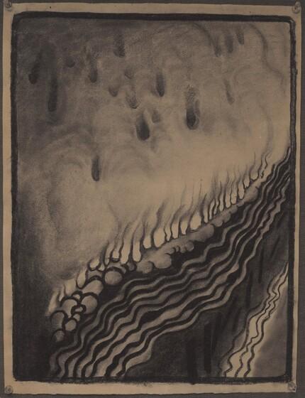 Georgia O'Keeffe Drawing