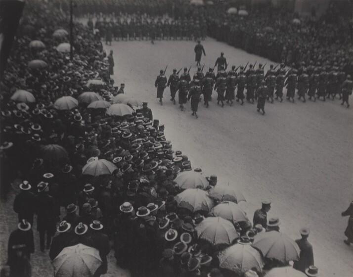 Military Parade, New York