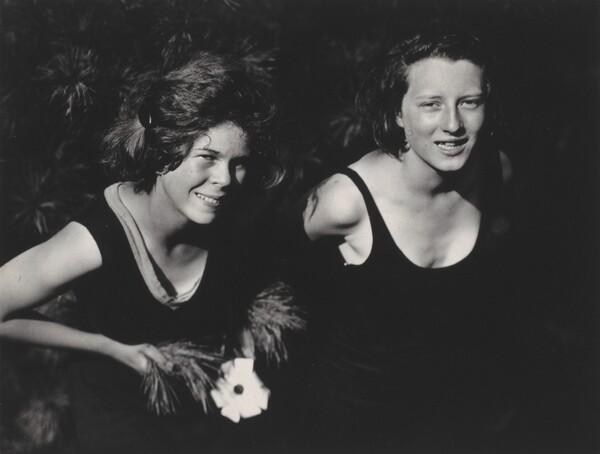 Georgia Engelhard and Margaret Treadwell