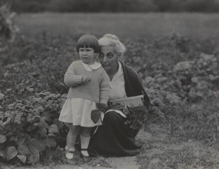 Yvonne Boursault and Katherine Herzig