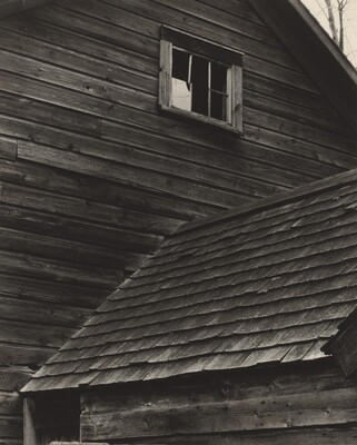Barn—Lake George