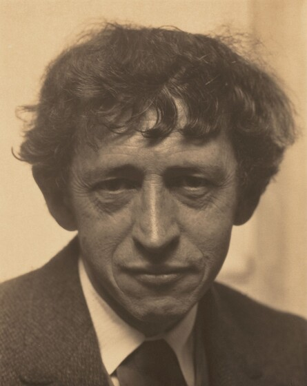 John Marin, the Water Colorist