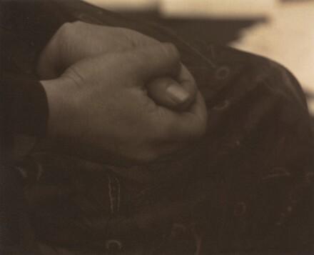 Hands—Alma Wertheim