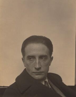 image: Marcel Duchamp